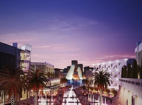 Via del lusso ad Abu Dhabi