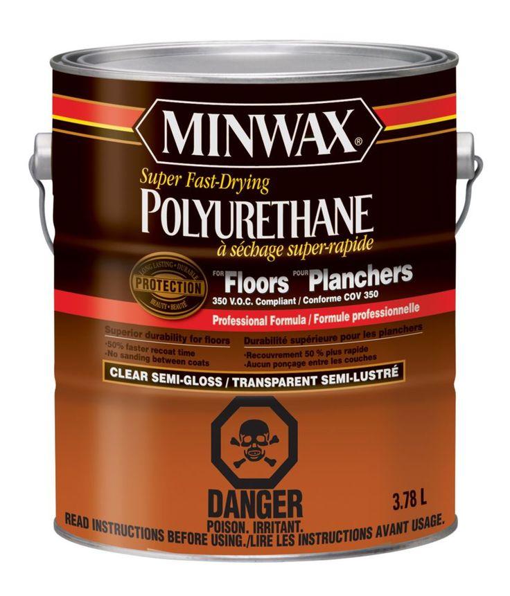 PPF S/G Minwax, Flooring, Home depot