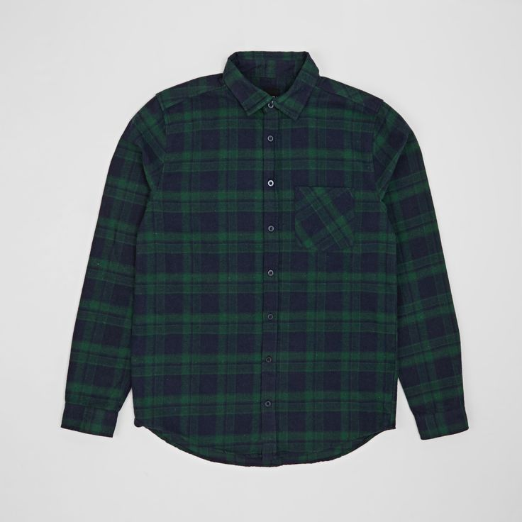 SWELL Lerwick Shirt. Pin-To-Win your Christmas wish list at Surfdome!