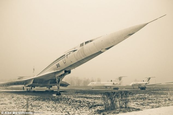 Soviet wings (The Museum of Civil Aviation in Ulyanovsk, Russia)