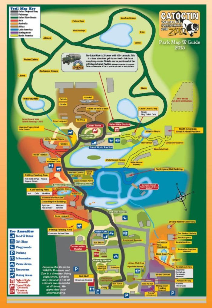 Pin On Zoo Maps