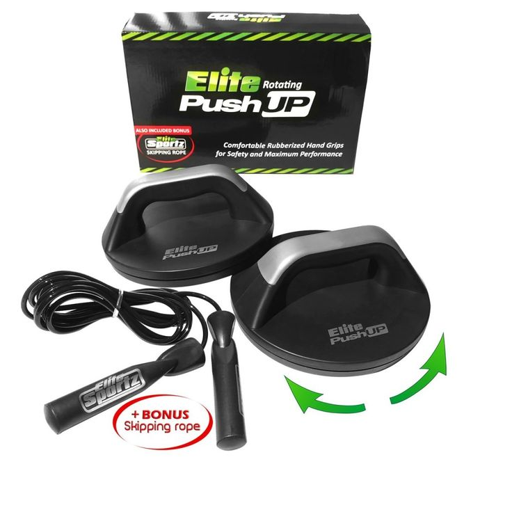Elite Sportz Equipment Push Up Bar