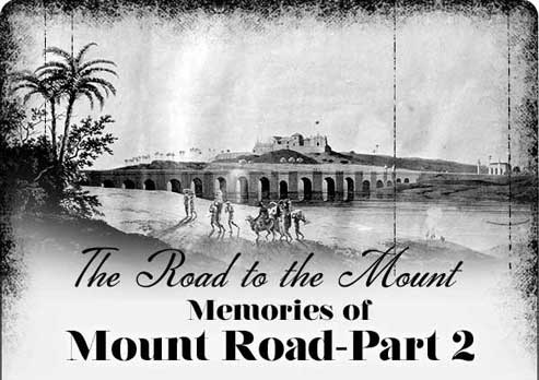 The road that flowed through Chennai's history