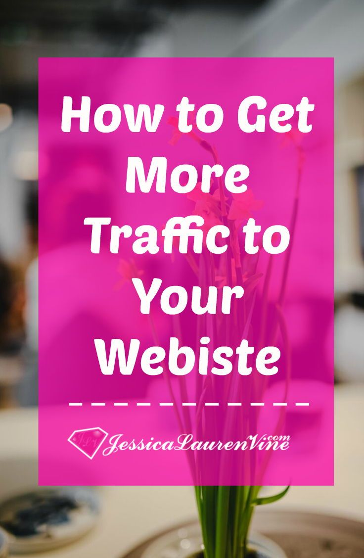 how to find out website traffic