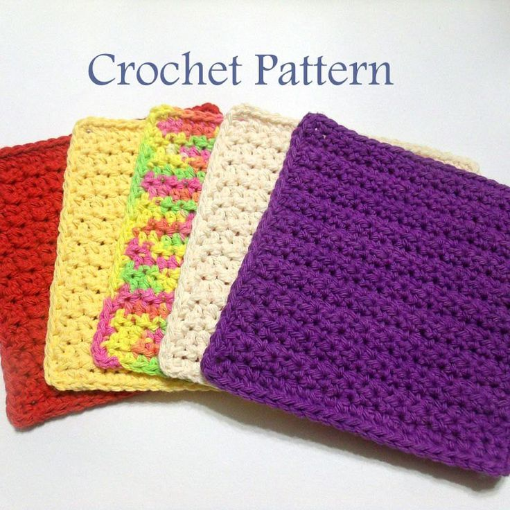 This dishcloth has a textured look and feel to it. You will be sent an email after purchase with a link to download the pattern. You may sell the items you make with this pattern. Thanks for looking a