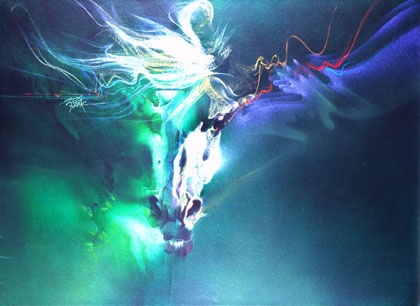 Bob Peak, Society of Illustrators Call for entries - Year of the Horse