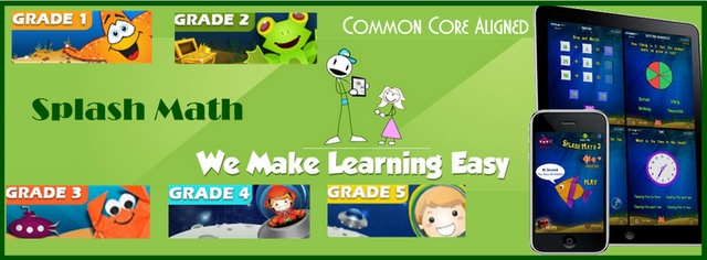 Amazing K-5 Common Core Math App!