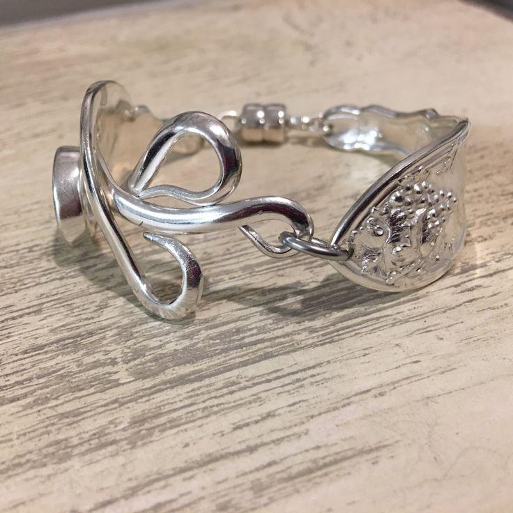 Antique Fork Bracelet by SheCre8s on Etsy