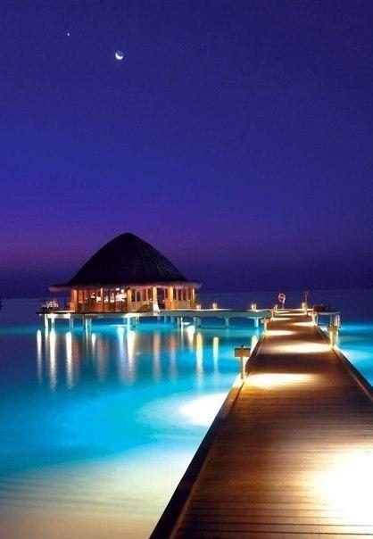 A może mały wypad na Bora Bora? ;)