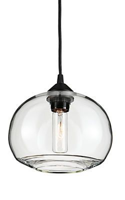 "Hennepin Made Sky Pendants - Pendants - Lighting - Room & Board 9"" round"