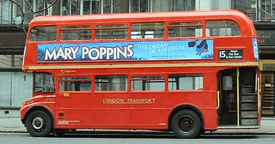 A história do ônibus de Londres - Cultura Inglesa Ce