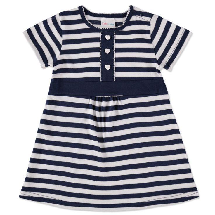 Pink or Blue Kleid marine streifen bei baby-markt.at - Ab 20 € versandkostenfrei ✓ Schnelle Lieferung ✓ Jetzt bequem online kaufen!