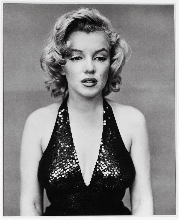 Iconic american photographer richard avedon my modern metropolis worried looking marilyn