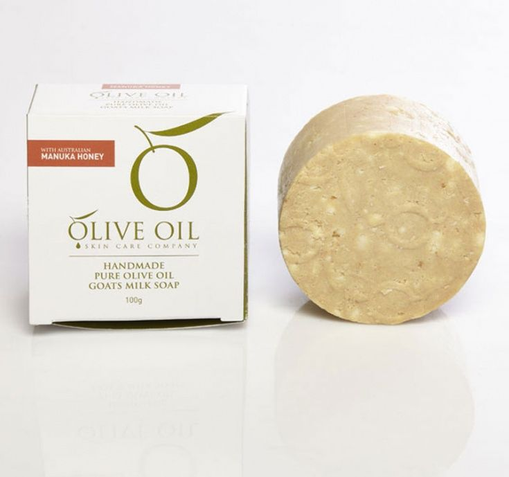 Pure Olive Oil Soap : Manuka Honey