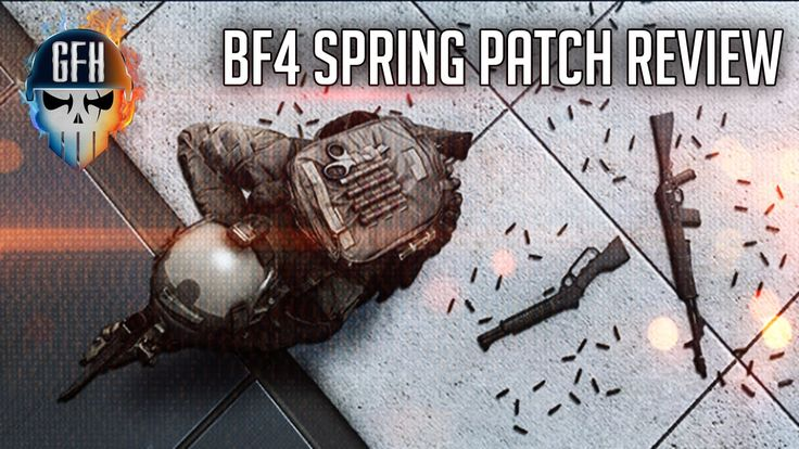 Battlefield 4 Spring Update - BF4 Patch 2015