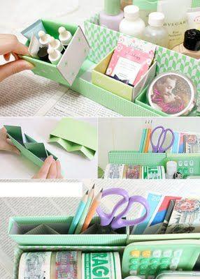 Schreibtisch Box Anleitung
