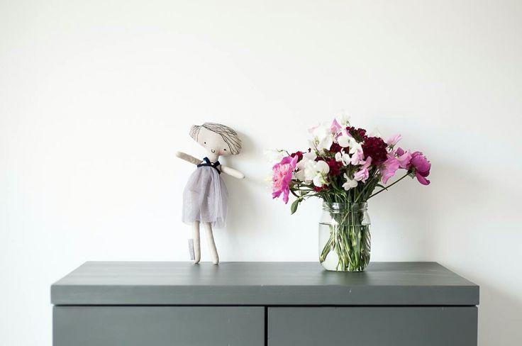 Matylda doll made by Kosi Łapci Toys   Fot. Studio miłość - autentyczna fotografia