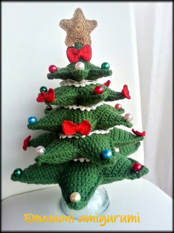 Amigurumi Tutorial Natale : 1000+ images about babbo natale & co. on Pinterest ...