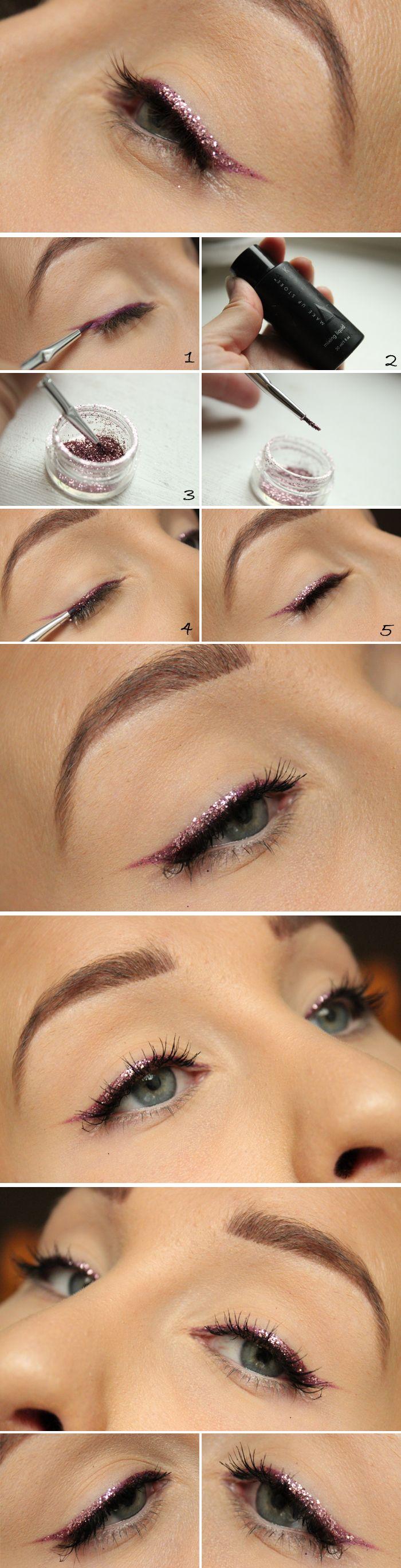Dagens makeup – Rosa Bandet (+tutorial) | Helen Torsgården - Hiilens sminkblogg