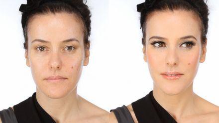 Lisa Eldridge Make-up Tutorials – Simple Party Make-Up