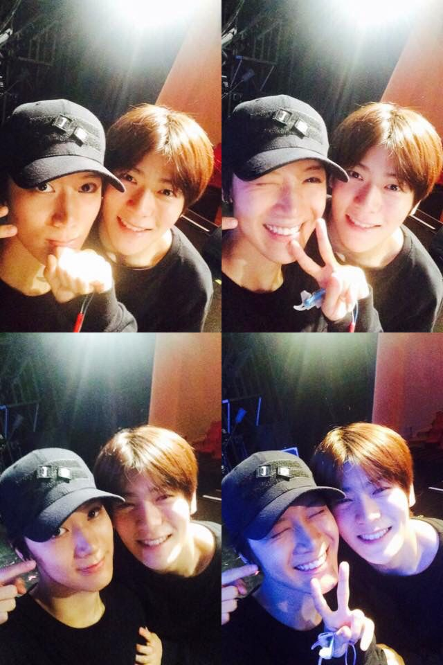 Ten and Jaehyun #SMROOKIES