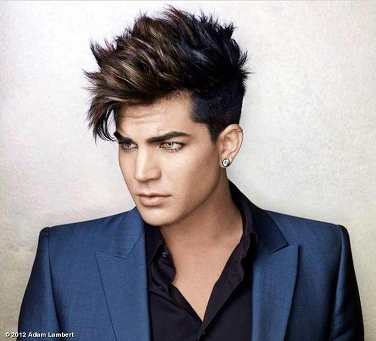 Kinda want my hair these colors lolMusic, Adamlambert Gay,  Suits Of Clothing, Adam Lambert, Man Candies, Lgbt Celebrities, Beautiful People, Artistas Pop, Hair