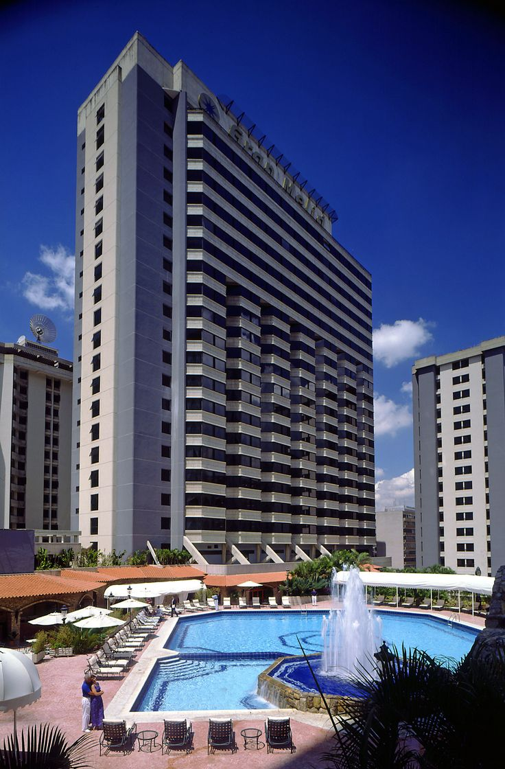 Experience a luxury hotel in Caracas imbued with the passion of a vibrant metropolis. Only in Caracas; only with Gran Meliá Hotels.