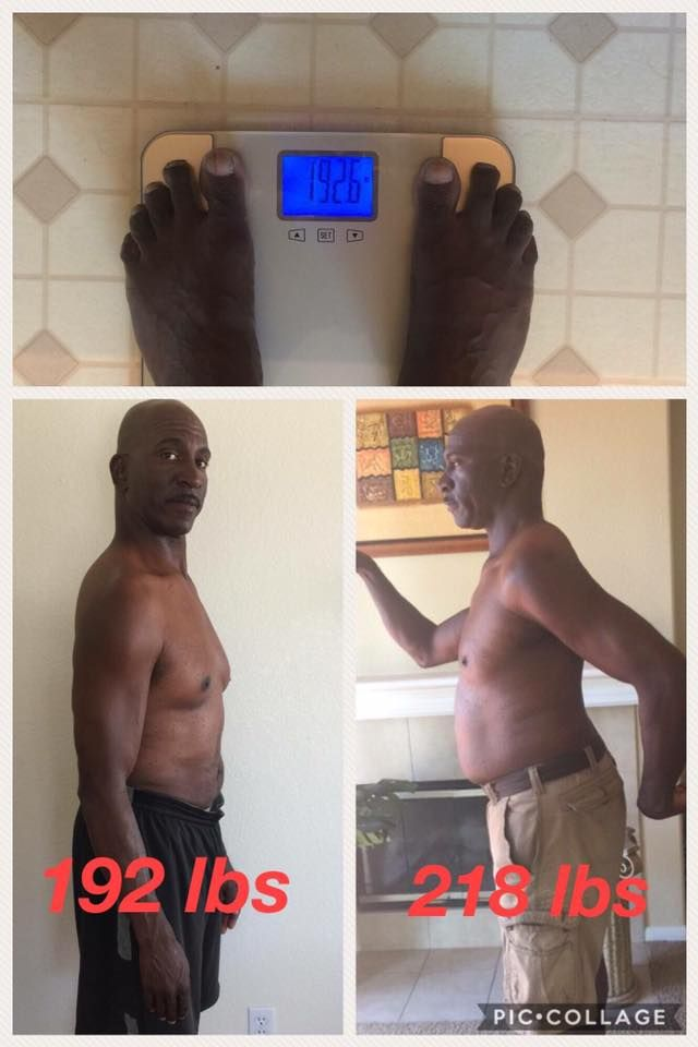 When Ken contacted me he was 222 lbs. Slow and steady just sticking with our nutritional plan. We're getting this former Chicago Bears Super Bowl champion back to his playing weight. Great job KT. #transformationtuesday #nogurantees