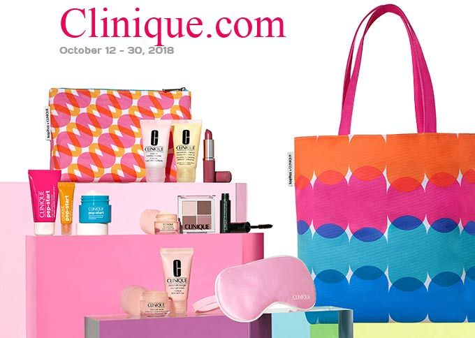 Spend 29 To Get Clinique Bonus July 2020 Clinique Gift With