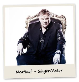 Singer/Musician Meatloaf is one of Mobile Austin Notary's mobile notary public service clients in Texas. www.mobileaustinnotary.com