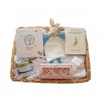 Peter Rabbit Mummy And New Baby Gift Hamper