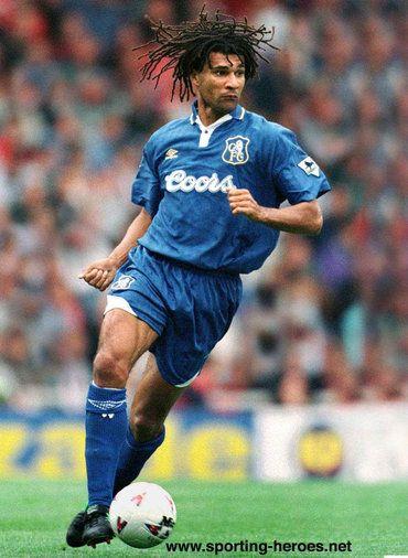 Ruud Gullit, Chelsea FC (1995-1998)