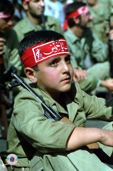 Child Soldiers of the iran iraq war. THE THEME/TOPIC OF THERE ARE NO SIDES, EACH SIDE STARTS INNOCENT