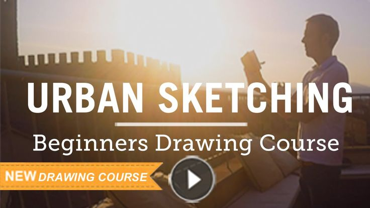 Urban Sketching for Beginners Drawing Course