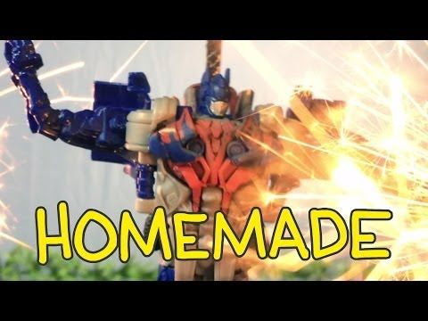Transformers: Age of Extinction Trailer (Homemade Shot for Shot) #transformers #transformers4 #ageofextinction