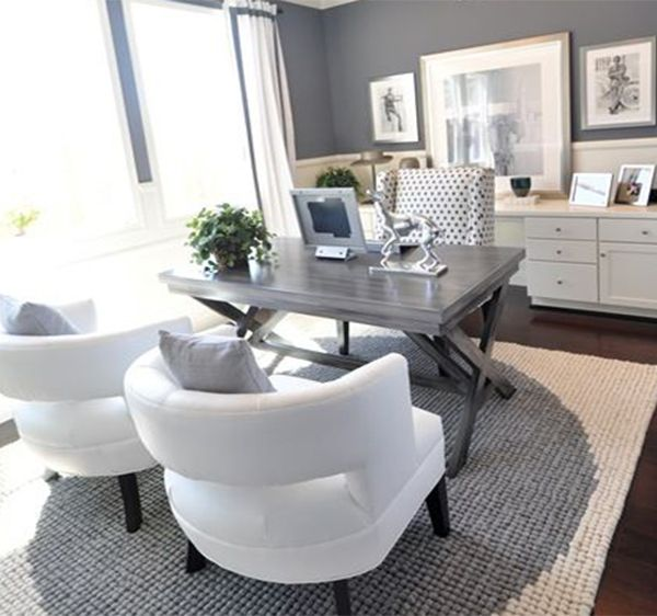 5 design ideas for a modern office office designs for Home decor on highway 6