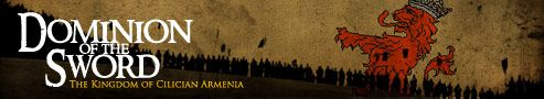 Dominion of the Sword medieval games faction forum signature