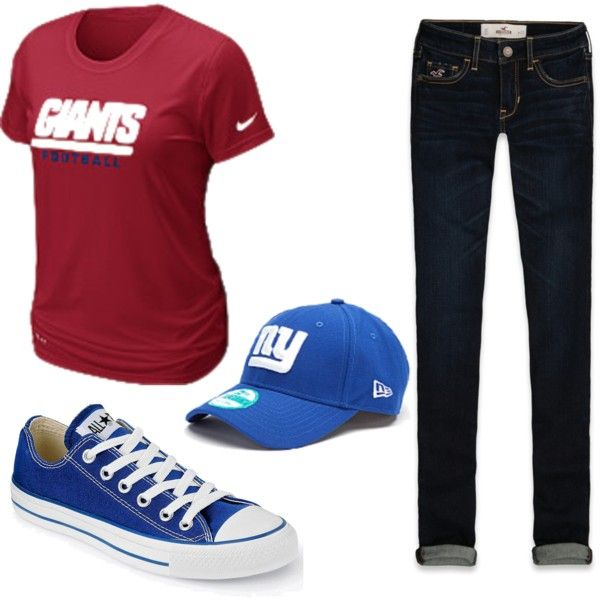 New York Giants Game Day