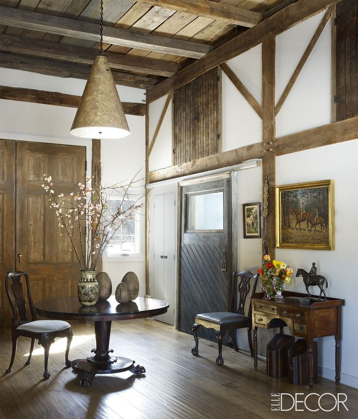 25 French Country Interiors That Inspire Rustic-Chic ...