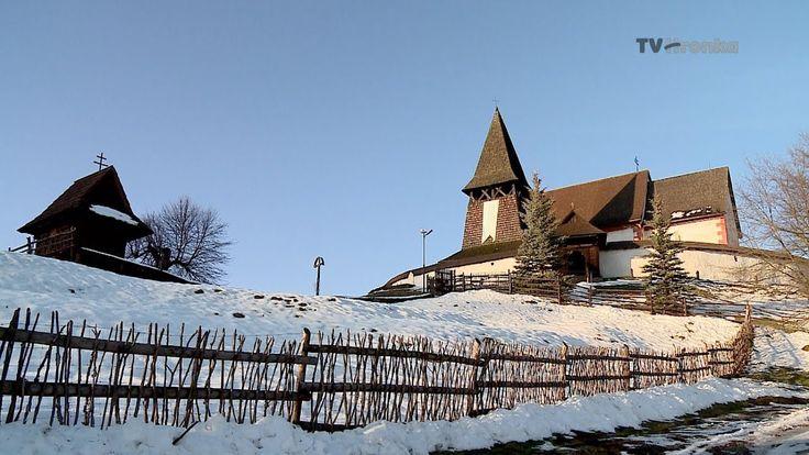 Za dedinou - Čerín