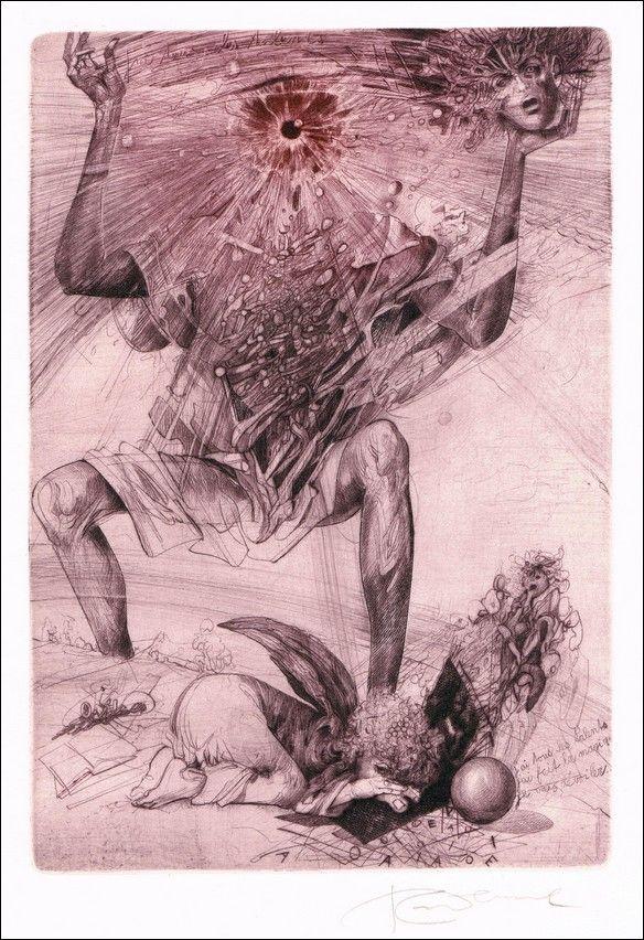 Karel Demel - Painter, grafic artist