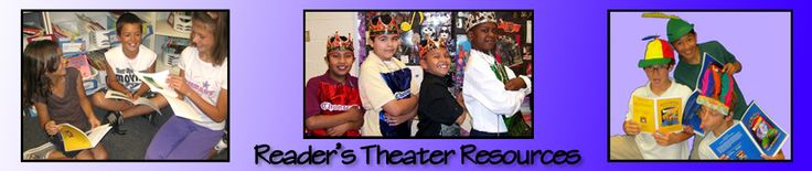 Free Reader's Theater Stories and Scripts | Free Readers Theater