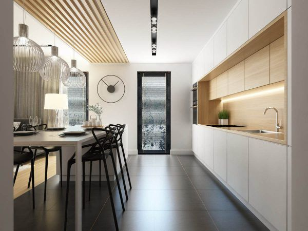 310 best Stylish houses and design inspiration images on Pinterest - küchenrückwand glas beleuchtet