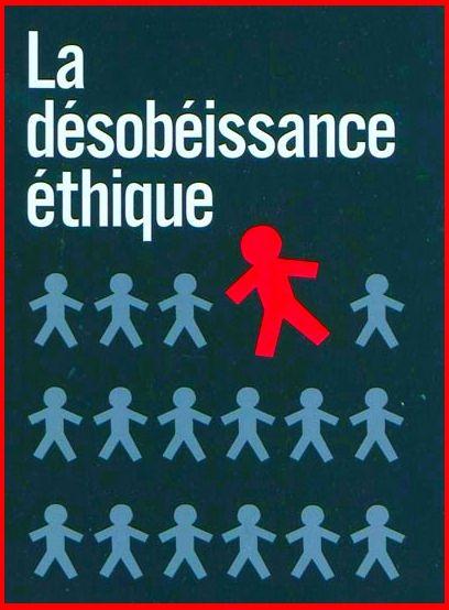 LE BOYCOTT ÉTHIQUE :: Le propre de la malhonnêteté est de s'en laver les mains ! Les DIPLOMATES observent les pétro-créationistes et corpo-suprémacistes exécuter l'État, les valeurs sociale-démocrates, la citoyenneté, la solidarité, la société au sens classique du terme et trouvent le concept de désobéissance éthique des plus intéressant  http://www.legrandsoir.info/La-Desobeissance-ethique-par-Elisabeth-Weissman.html