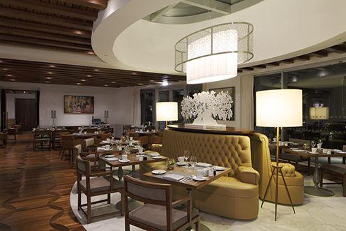 Restaurant at the Conrad, Algarve