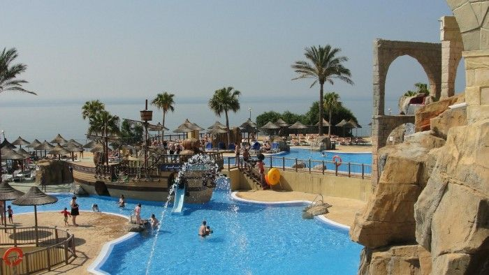 "10 Hoteles ""todo incluido"" para niños en Andalucía"