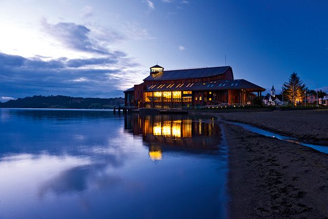 Teatro del Lago, Frutillar_ Chile