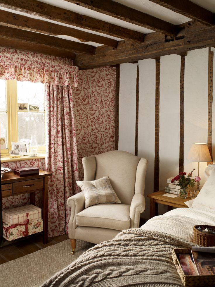 Die besten 25+ Laura ashley armchair Ideen auf Pinterest - englischer landhausstil schlafzimmer