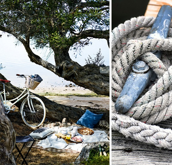 picnic - strand picknick ipv bos voor andere vibe