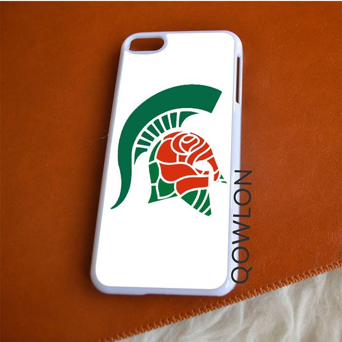 Michigan Spartan Roses iPod Touch 6 | 6TH GEN Case